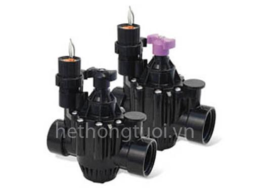 Weathermatic valve
