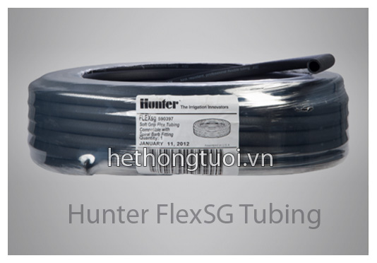 Hunter FlexSG Tubing