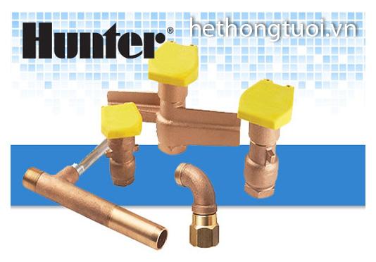 Van lấy nước nhanh QCV - Hunter