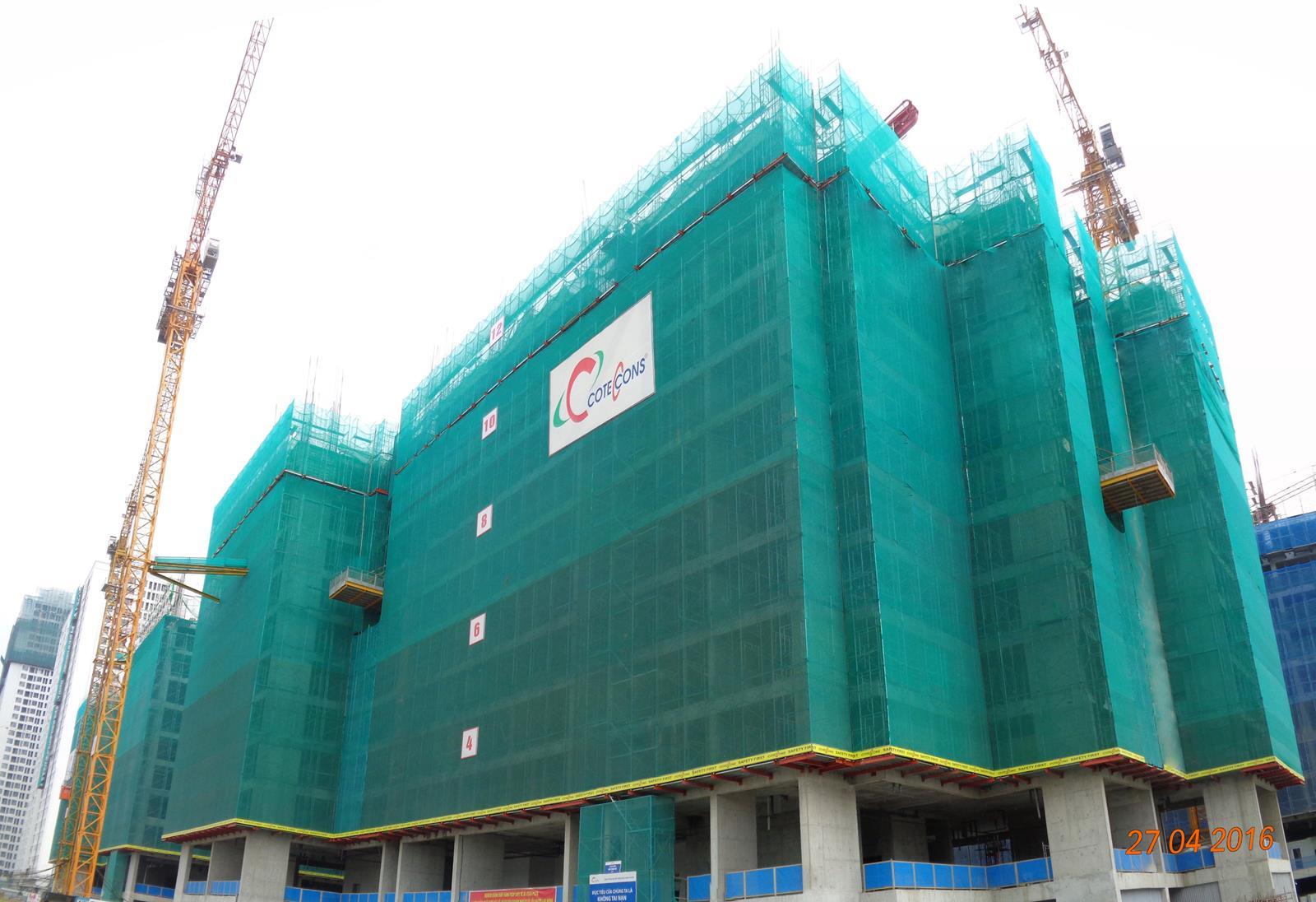 Lưới an toàn - Lưới công trình