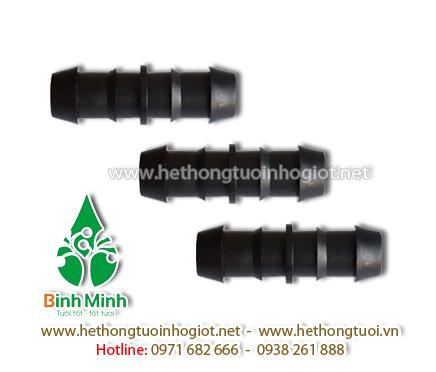 Nối thẳng ống nhỏ giọt PE 16 / PE 20 Azud